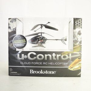 Brookstone U Control Cloud Force RC Helicopter